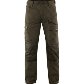Fjällräven Vidda Pro Ventilated Trousers Men dark olive